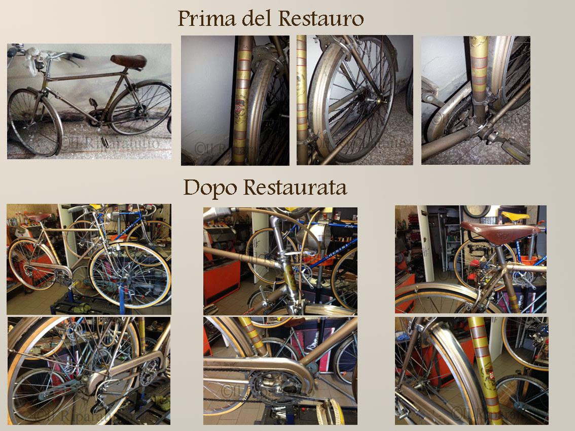 Si Effettuano Restauri di  Biciclette D'Epoca