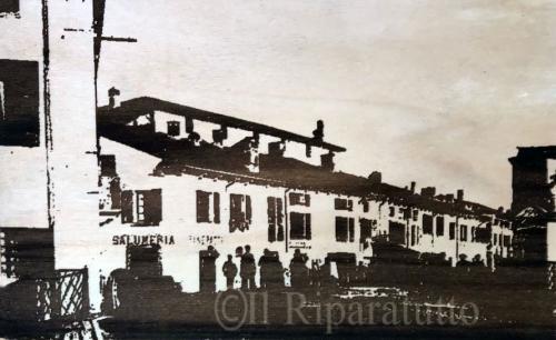Via Ponte del Cristo 1908